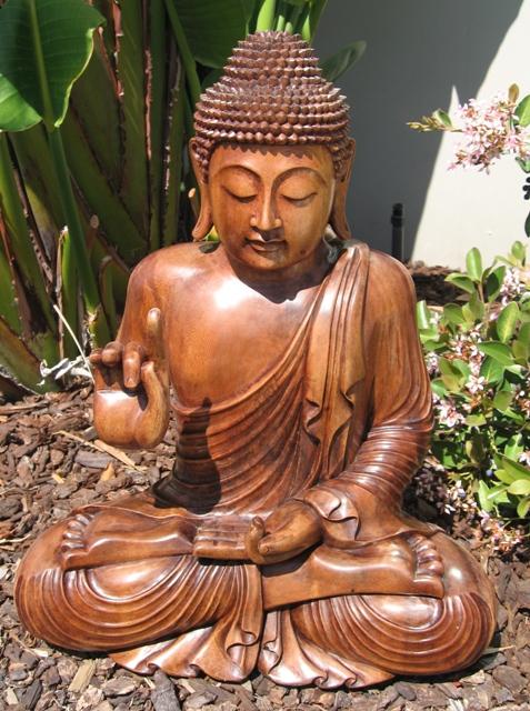 buddha statue from bali large