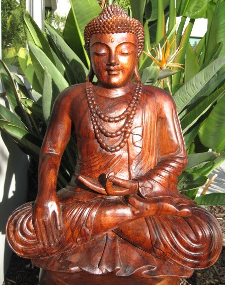 buddha statue bali