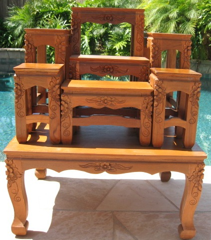 Altar Table Set