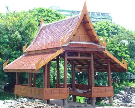 Thai Small House Design