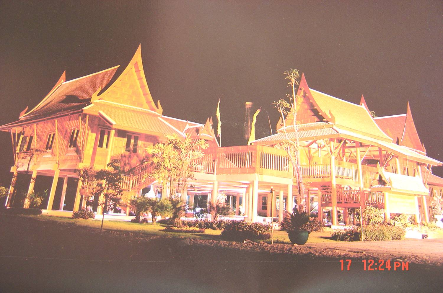 Traditional Thai House